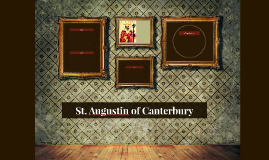St. Augustin of Canterbury