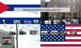 Relations between Cuba and USA