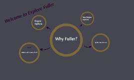 Welcome to Explore Fuller