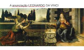 Copy of A anunciação LEONARDO DA VINCI