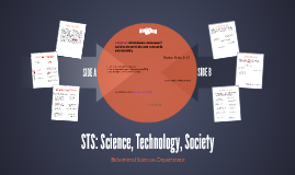 STS: Science, Technology, Society