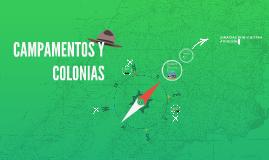 Copy of CAMPAMENTOS Y COLONIAS