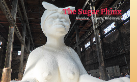 The Process of Making the Sugar Sphinx