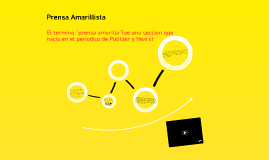 Prensa Amarillista