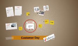 Copy of Customer Day