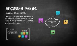 Copy of Nicanor Parra