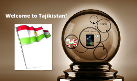 Welcome to Tajikistan
