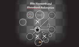 Rita Hayworth and Shaw Shank Redemption