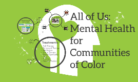 All of Us: Mental Health for Communities of Color