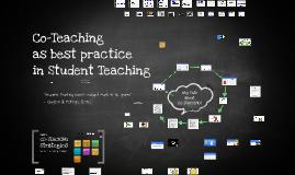 Co-Teaching Student Teachers