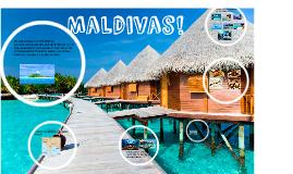 Maldivas!