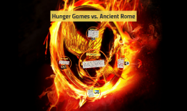 hunger games vs ancient roman gladiators The hunger games and the arena: with our roman history glasses on, we can't help but see the hunger games arena as very similar to the colosseum in rome, where gladiators would fight to the death for the entertainment of the citizens of the empire's capitol.