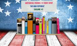 HP 4 The New Republic (Vol.#1)