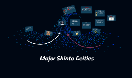 Major Shinto Deities