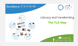 Copy of Literacy and Handwriting The TCA Way