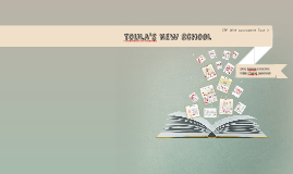 Toula's New School