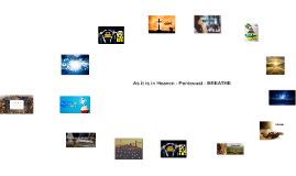 As it is in Heaven - Pentecost