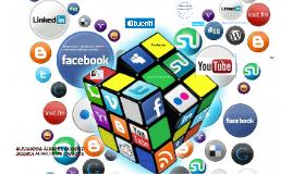 Copy of Tipos de Redes Sociales