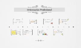 Copy of Orientación Profesional