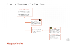 Love, or Obsession. The thin line
