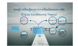 Copy of ทฤษฎีการเรียนรู้แบบการวางเงื่อนไขแบบคลาสสิค