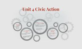 Unit 4 Civic Action and Political Discourse