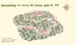 Geocaching: La cerca del tresor amb les TIC