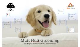Mutt Hutt Grooming