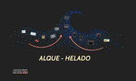 ALQUE - HELADO