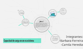Capacidad de carga en un ecosistema