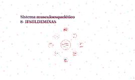 Copy of Sistema musculoesquelético