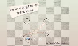Romantic Long Distance Relationships