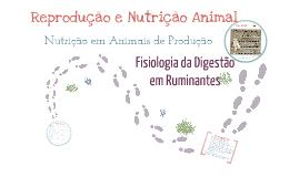 Copy of Reprodução e Nutrição Animal