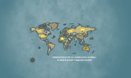 ADMINISTRACIÓN DE MARKETING GLOBAL: