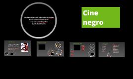 Copy of Cine negro
