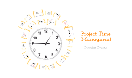 [Taller Gestion de Proyectos Inf.] Project Time Management