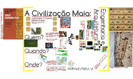 A Civilizacao Maia