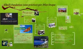 Copy of Elbulli Fundation (caso práctico)