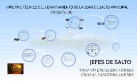 JEFES DE SALTO