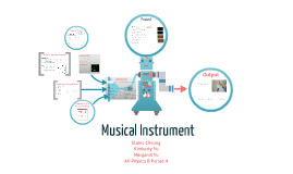 Musical Instruments and Physics