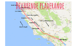 San Andreasforkastningen