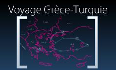 Voyage Grèce-Turquie