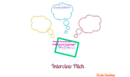 Pitch For Interview