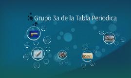 Grupo 3a de la tabla periodica by steven hernandez on prezi urtaz Image collections