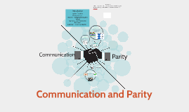 Communication and Parity