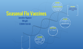 Seasonal Flu Vaccines