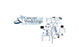 Cancun Live Weddings