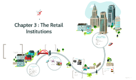 Chapter 3 : The Retail Institutions
