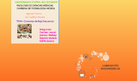 Copy of CORRIENTES DIADINÁMICAS