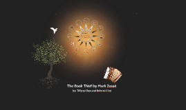 Copy of The Book Thief by Mark Zusak